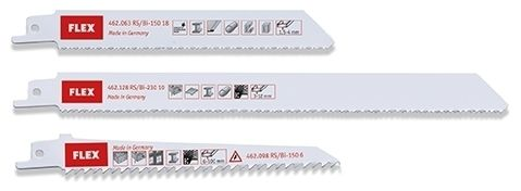 Saw Blades For Reciprocating Saws