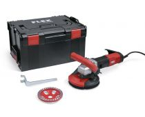 Flex Compact renovation grinder for dust-free grinding close to edges 125mm LD 16-8 125 R, Kit Turbo-Jet II 504.939
