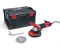 Flex Compact renovation grinder for dust-free grinding close to edges 125mm LD 16-8 125 R Kit TH-Jet 504.947