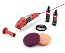 Flex Ergonomic polisher PE 14-3 125 P-Set 240V - 407.569
