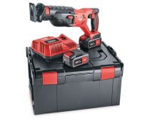 Flex Cordless Reciprocating Saw  RS 29 18V (2 x 5 Amp Battery & Charger) Set  ( 462799 )