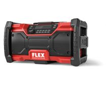 Flex Digital 10.8 / 18.0 V cordless radio RD 10.8/18.0/230  - 484.857