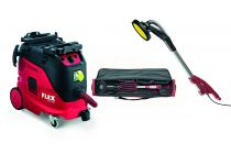 Flex Vacuum Cleaner With Automatic Cleaning System 30 Litre Class M- VCE 33 M AC 110 Volt  With GE5 Sander  ( 444243 )